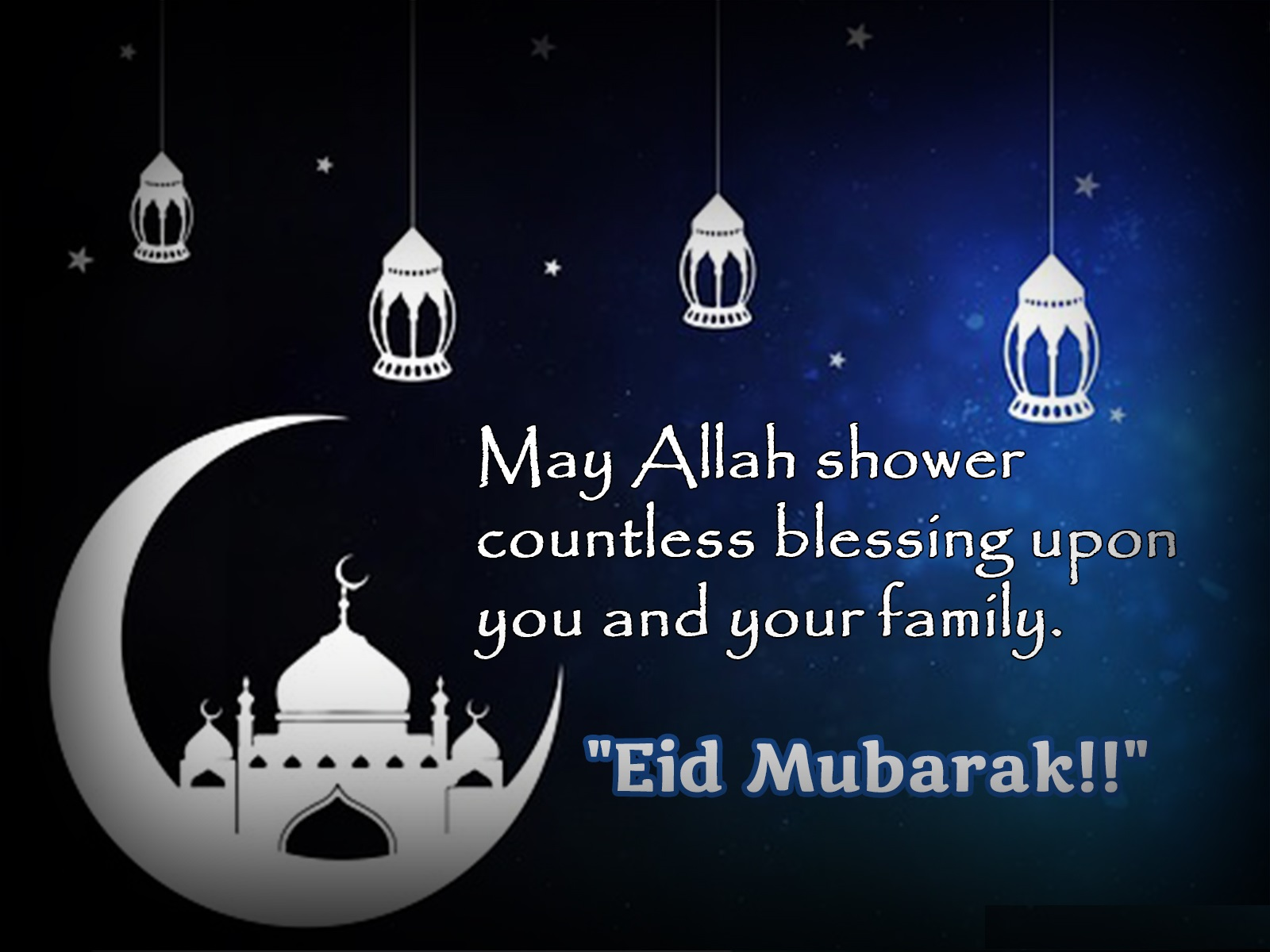 Eid ul Adha Pictures Quotes Wallpaper
