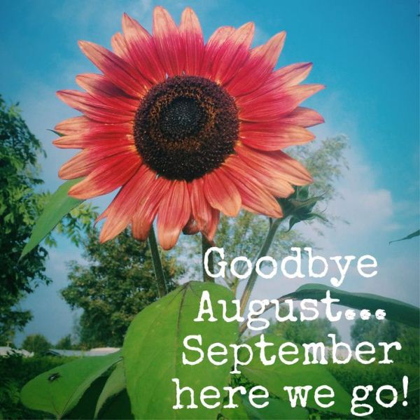 Goodbye August Hello September Hd Photos