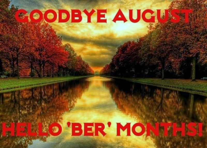 Goodbye August Hello September Wallpapers Download