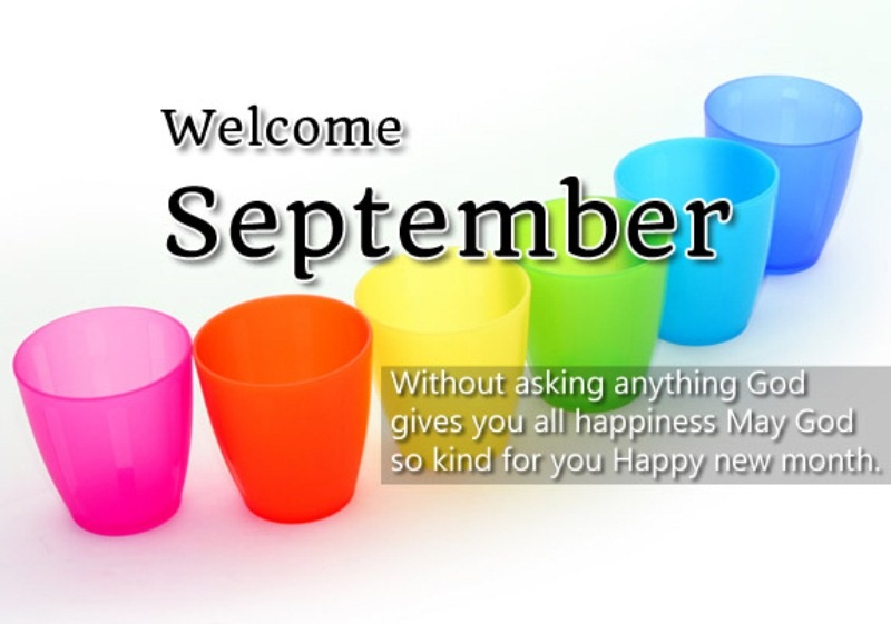 Goodbye August Welcome September Quotes