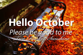 Goodbye September Hello October Wallpapers HD