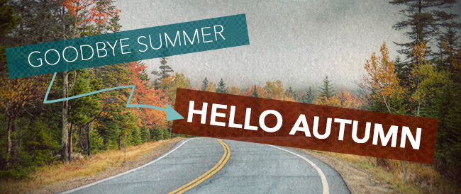 Goodbye Summer Hello Autumn Facebook Cover Photos