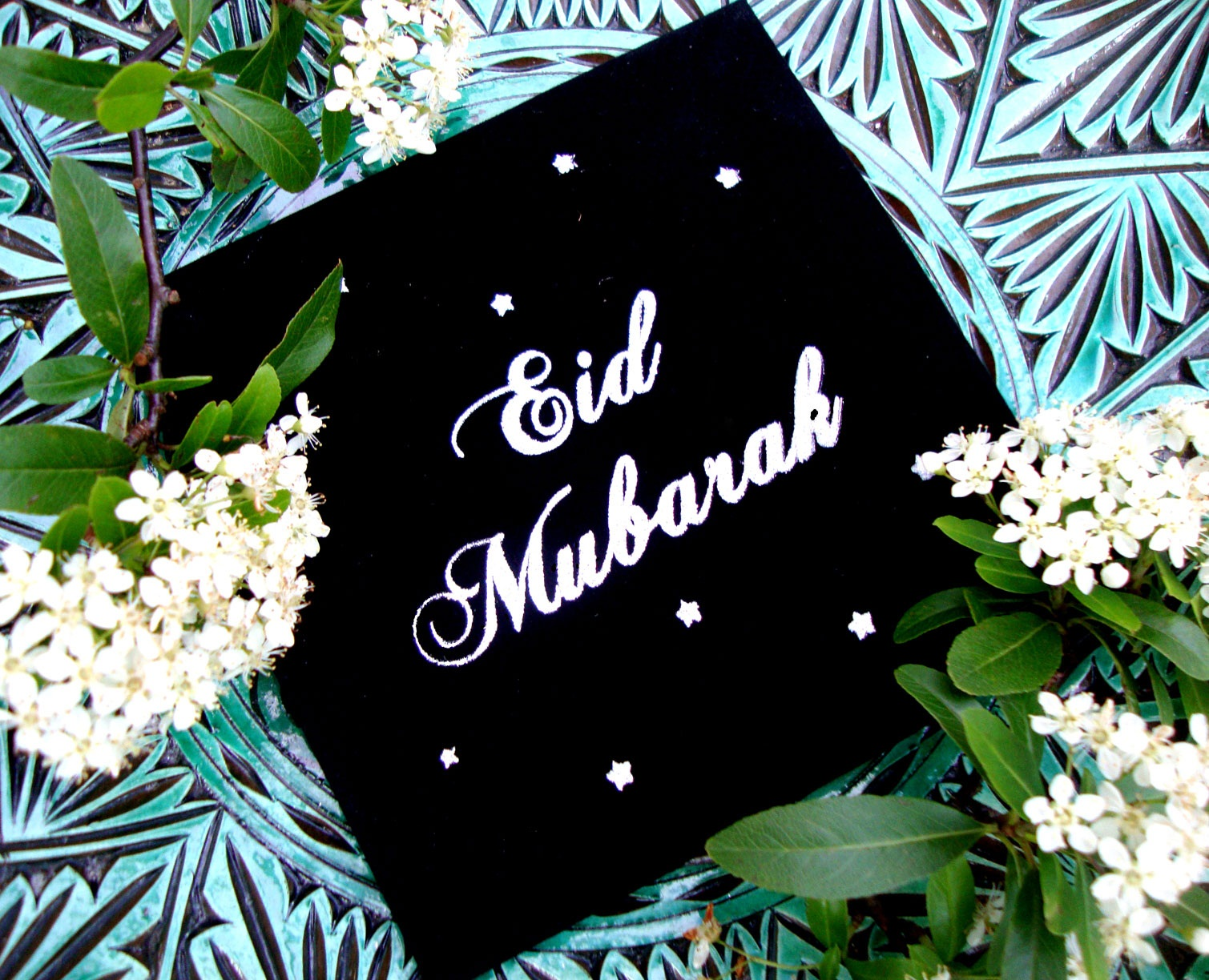 Happy Eid Mubarak Wishes HD Wallpapers
