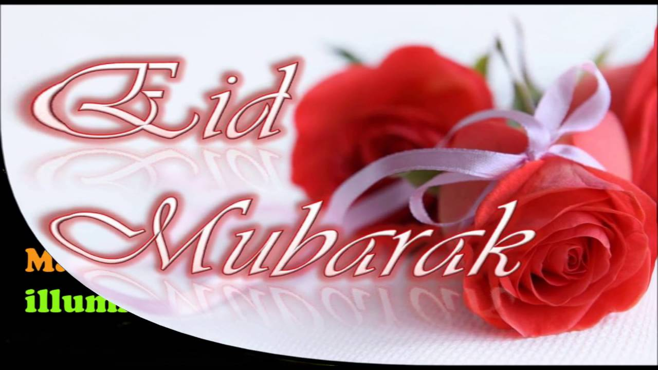 Happy Eid Mubarak Wishes In English
