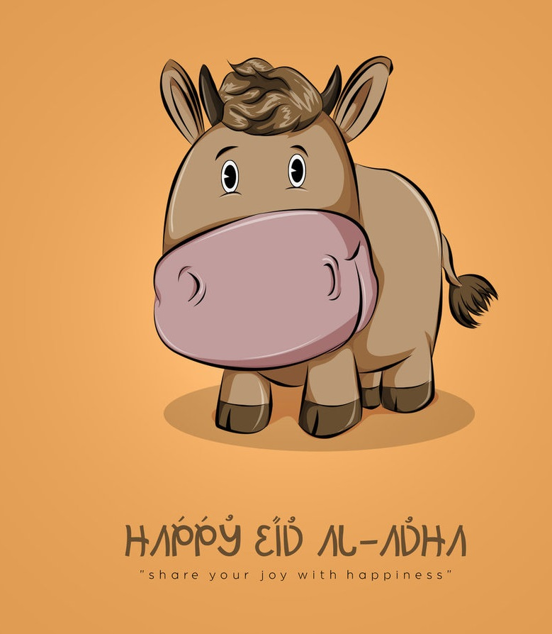 Happy Eid ul Adha – Mubarak, Wishes For Friends