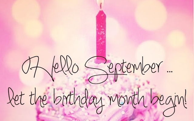 Hello September Birthday Images
