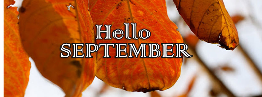 Hello September Facebook Cover Images