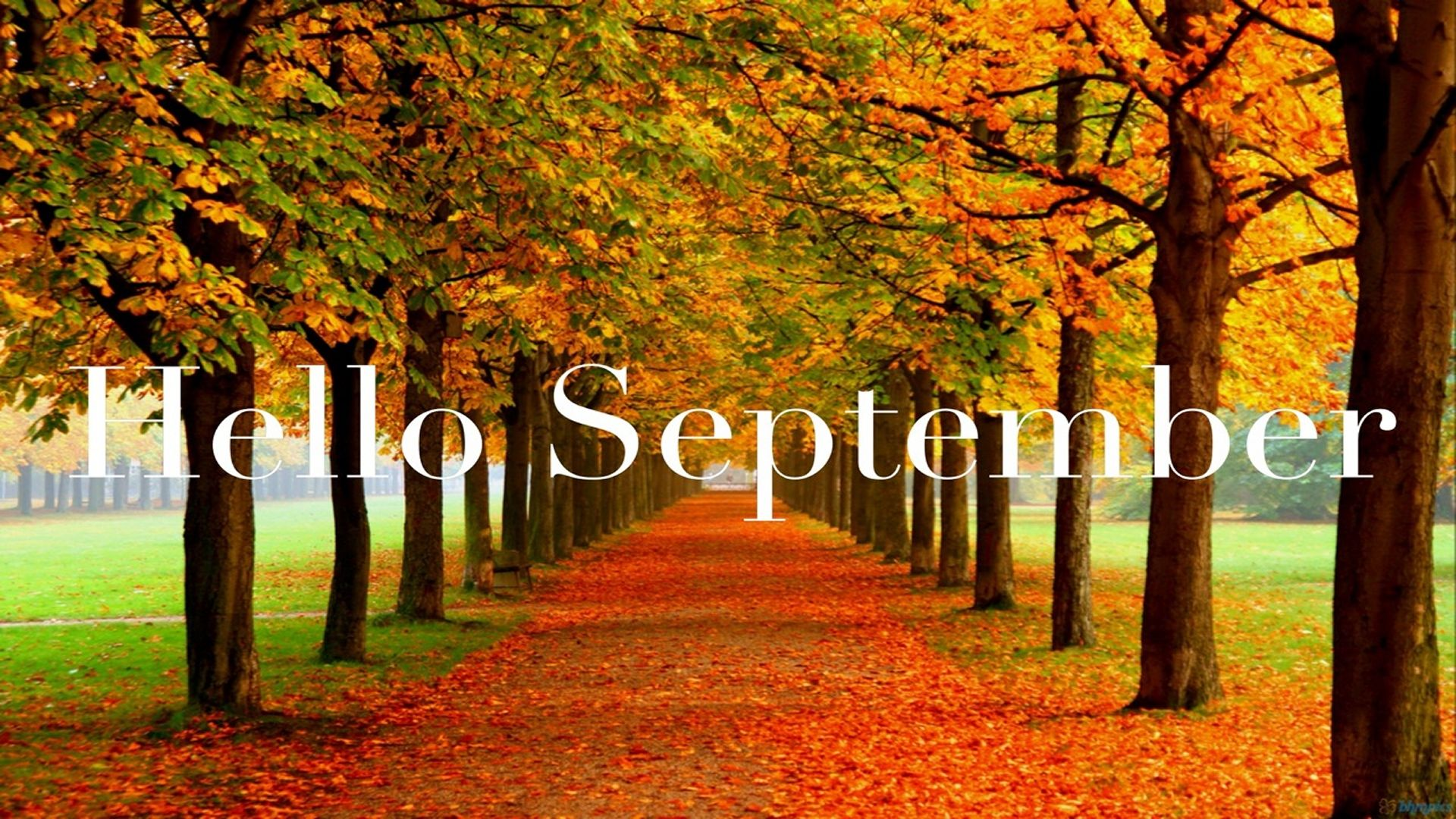 Hello September Images For Facebook