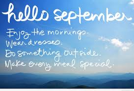 Hello September Pictures Quotes