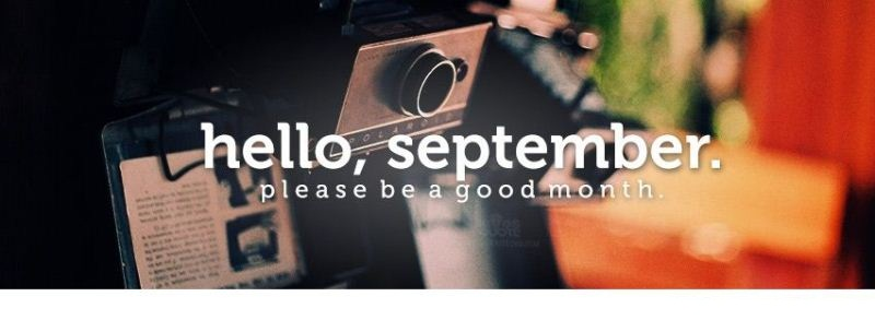 Hello September Quotes For Facebook