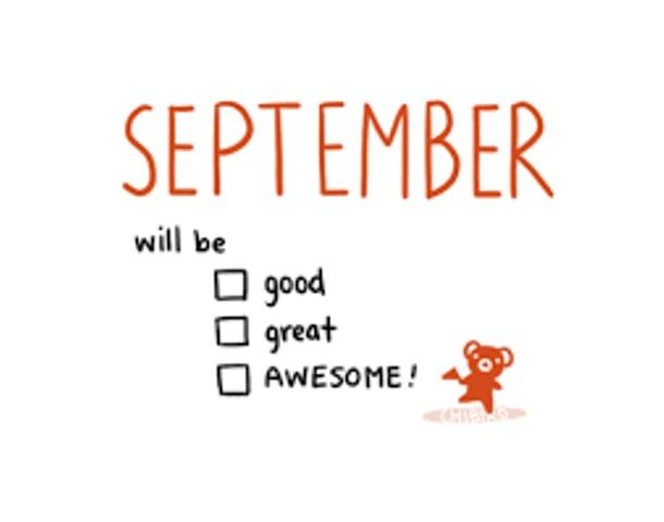 Hello September Quotes Free