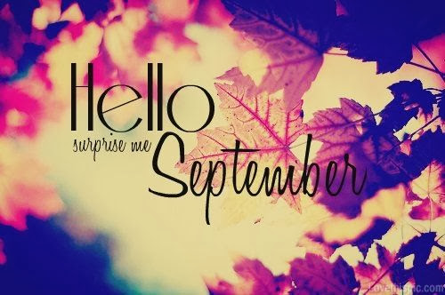 Hello September Surprise Me Images