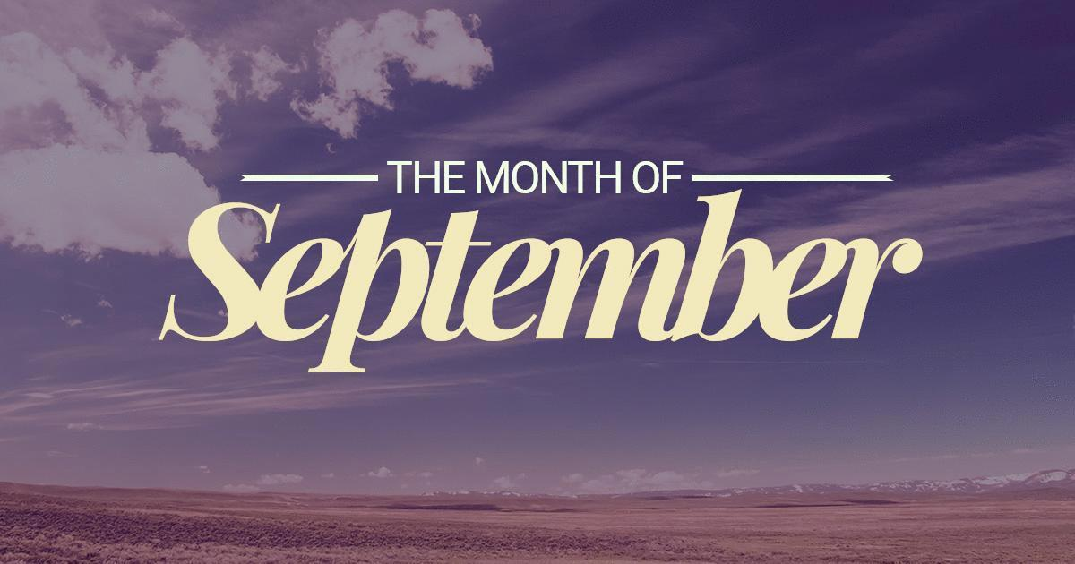 September Images For Facebook