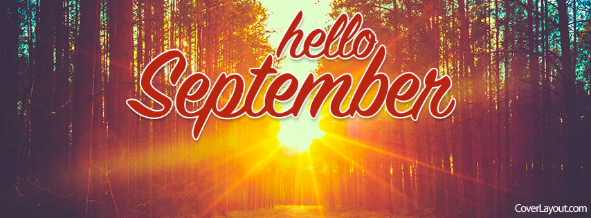 September Month Facebook Cover