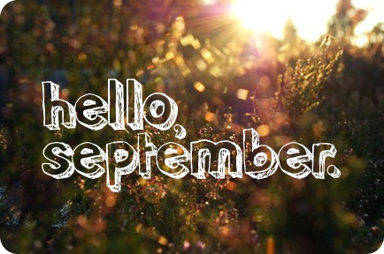 September Pictures and Quotes