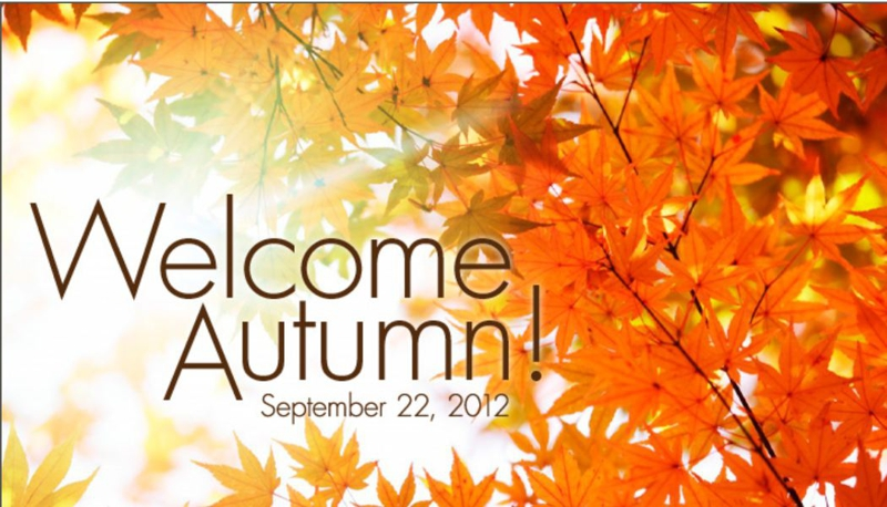 Welcome Autumn September Images
