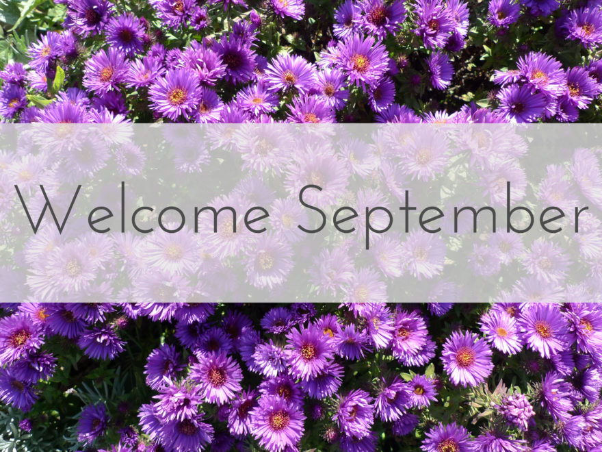 Welcome September Images Pictures