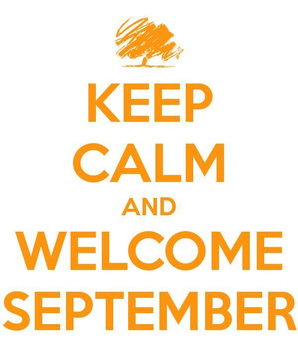 Welcome September Quotes Download