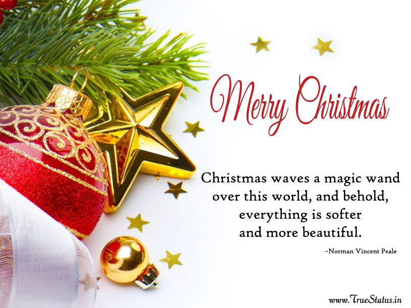 Christmas Quotes Images with HD Images