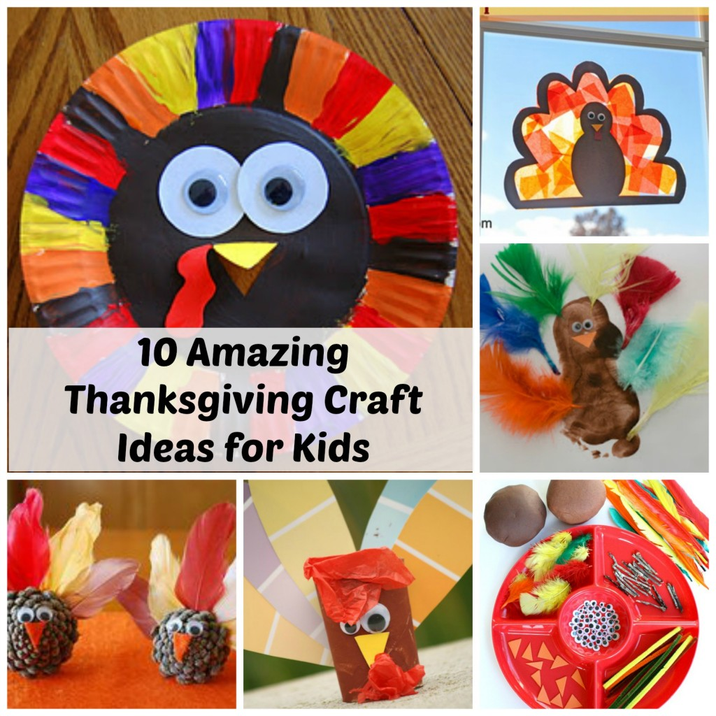 Download Thanksgiving Crafts For Babies