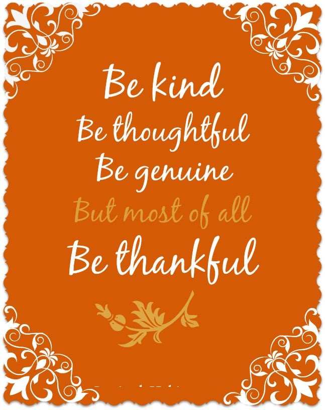 Free Thanksgiving Day Messages Wishes
