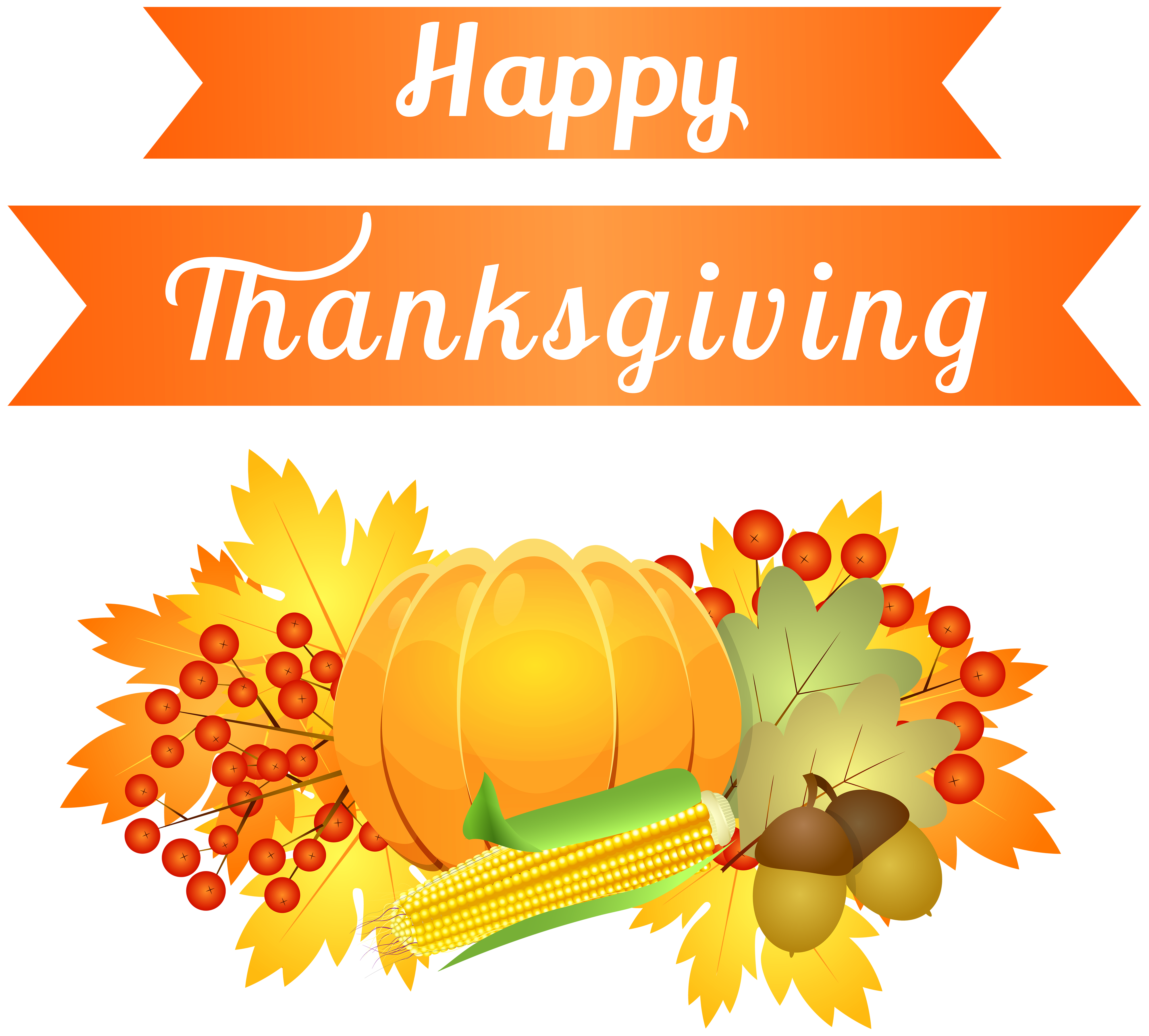 Free Thanksgiving Turkey Clipart