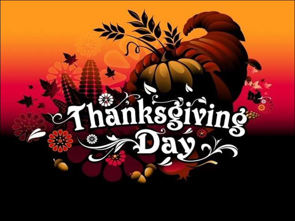 Happy Thanksgiving Day 2018 USA Pictures