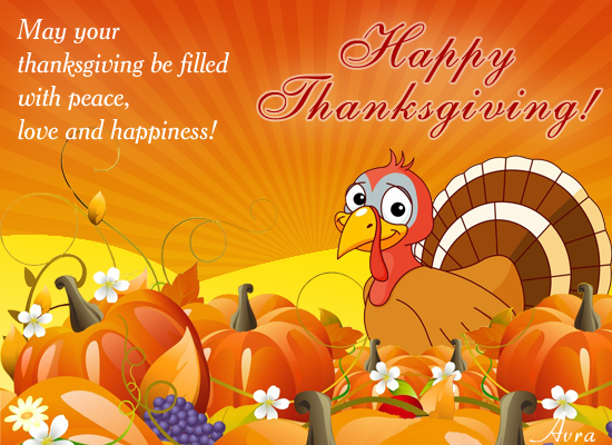Happy Thanksgiving Pictures to Post On Facebook