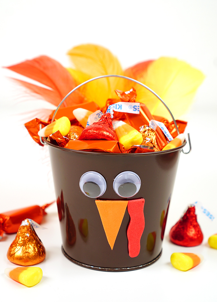 Happy Thanksgiving Printable Crafts