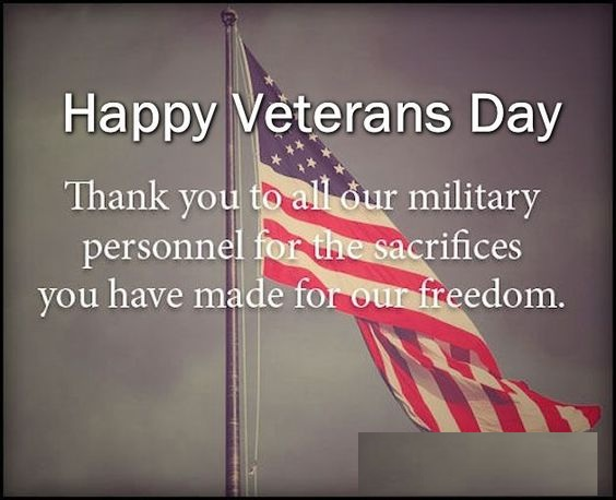 Happy Veterans Day Clipart For Facebook