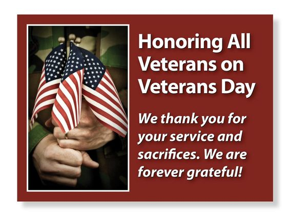 Happy Veterans Day Meaning Page