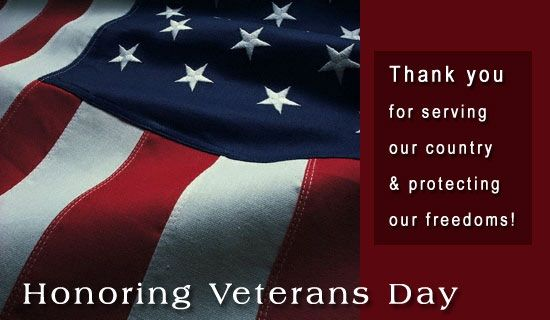 Happy Veterans Day Sayings Pictures