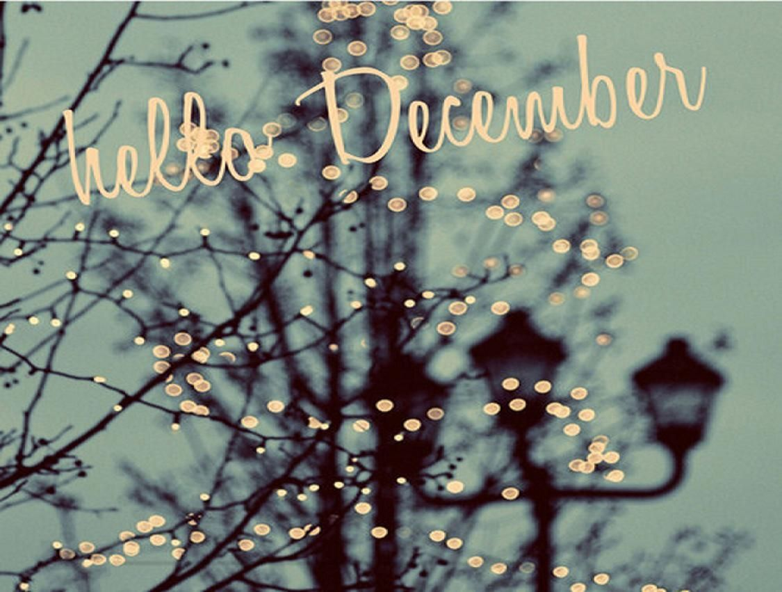 Hello December Nature Images Inspirational