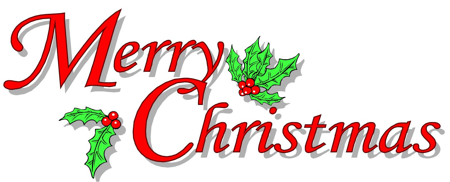 Merry Christmas Clipart Images