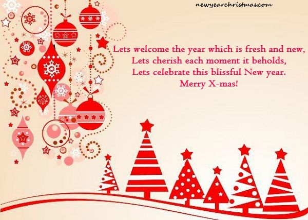 Merry Christmas Messages For Cards