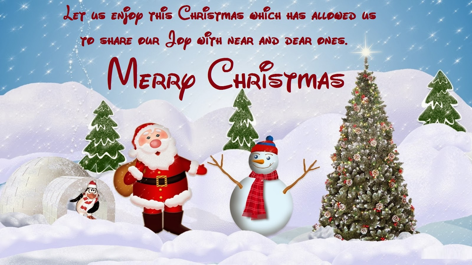 Merry Christmas Messages Quotes