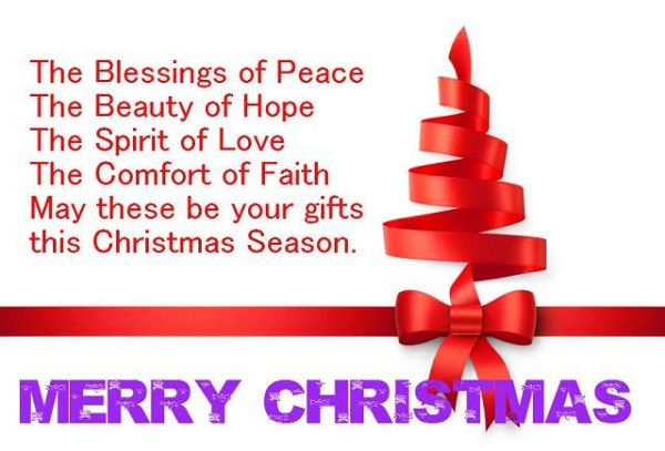 Merry Christmas Quotes 2018