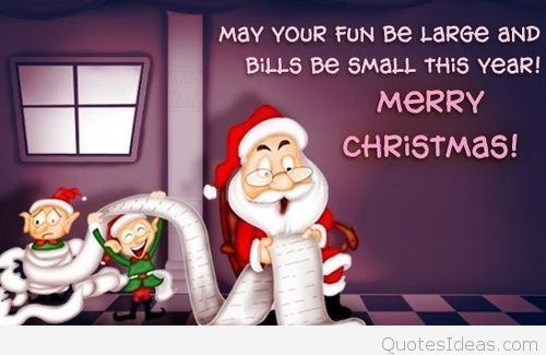 Merry Christmas Quotes Funny