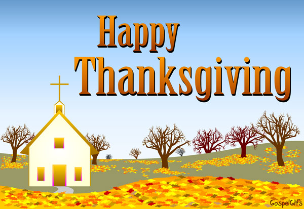 Religious Thanksgiving Clipart HD