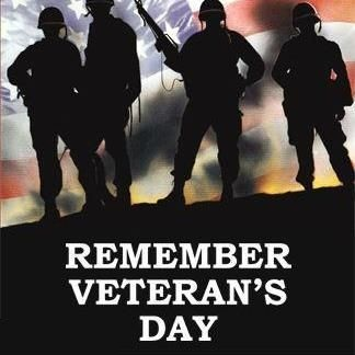 Remember Veterans Day Clipart Wishes
