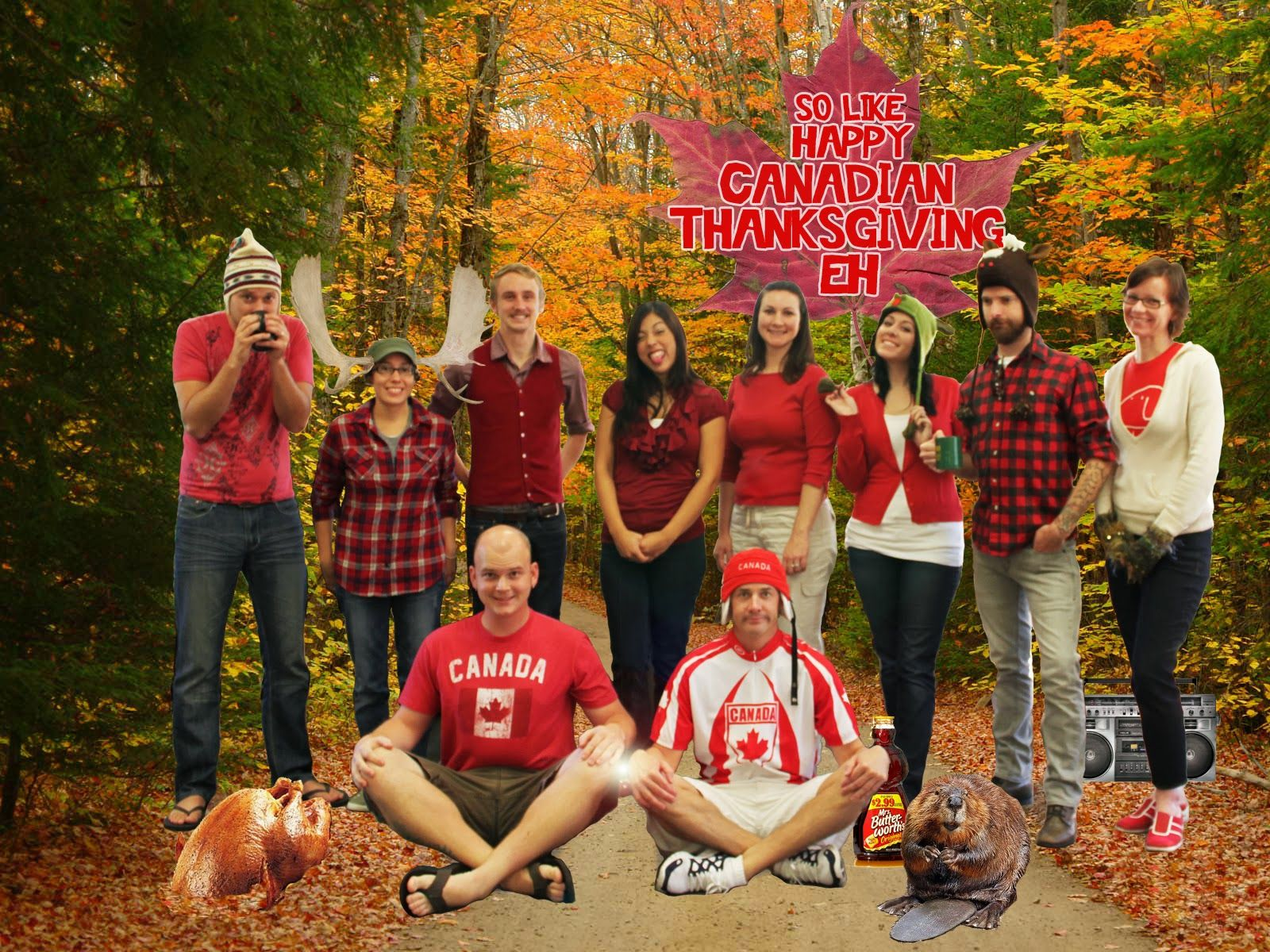 Thanksgiving Canada Funny Pictures Download