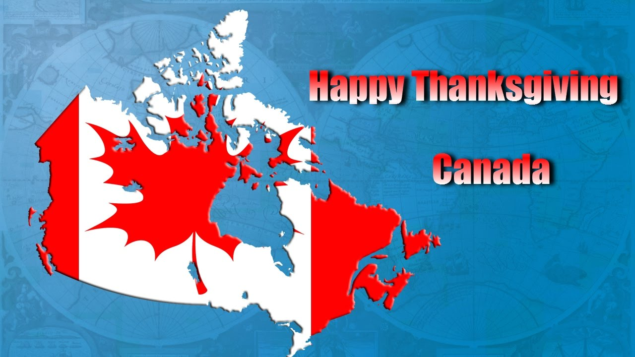Thanksgiving Canada Messages Status