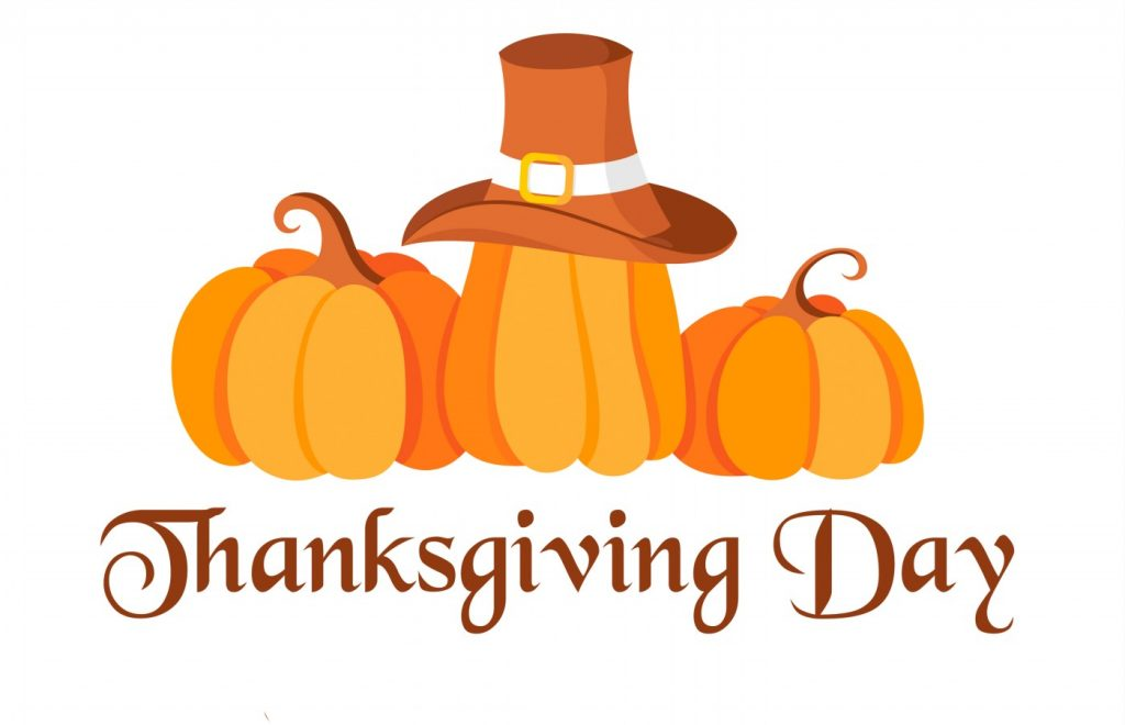 Thanksgiving Day 2018 USA Card Wishes