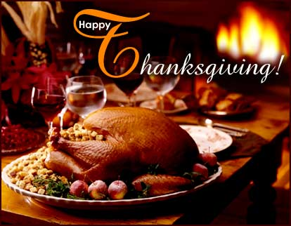 Thanksgiving Day 2018 USA Images And Card