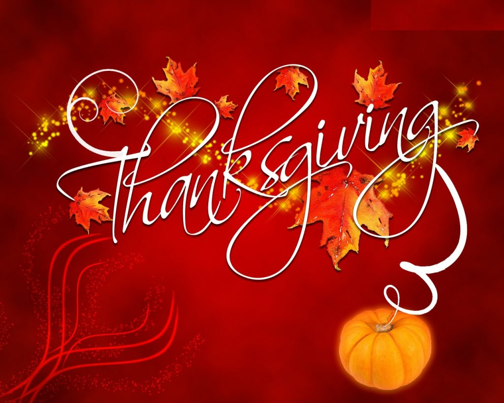 Thanksgiving Day Background Pictures Card