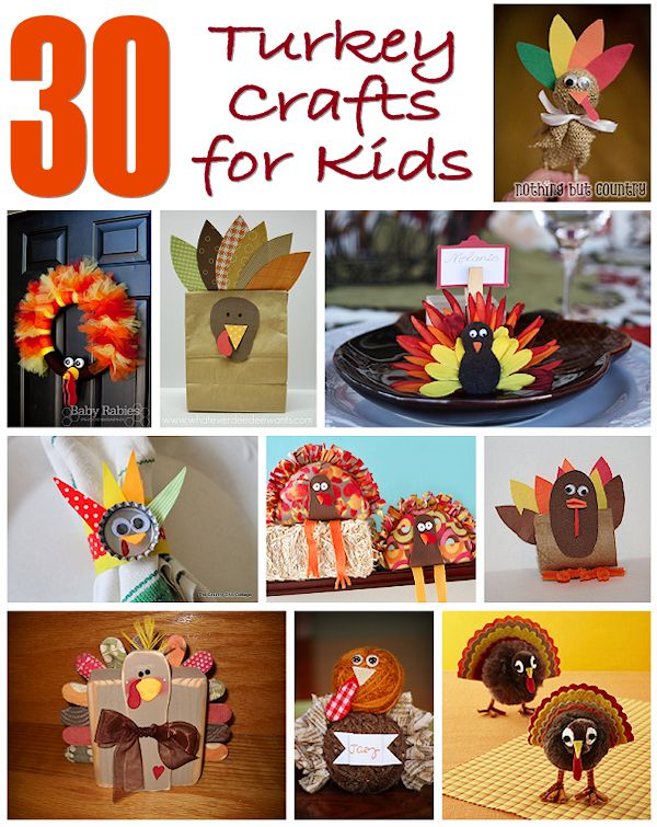 Thanksgiving Free Crafts To Make