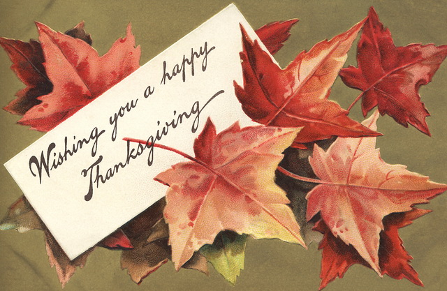 Thanksgiving Greetings Wishes Messages