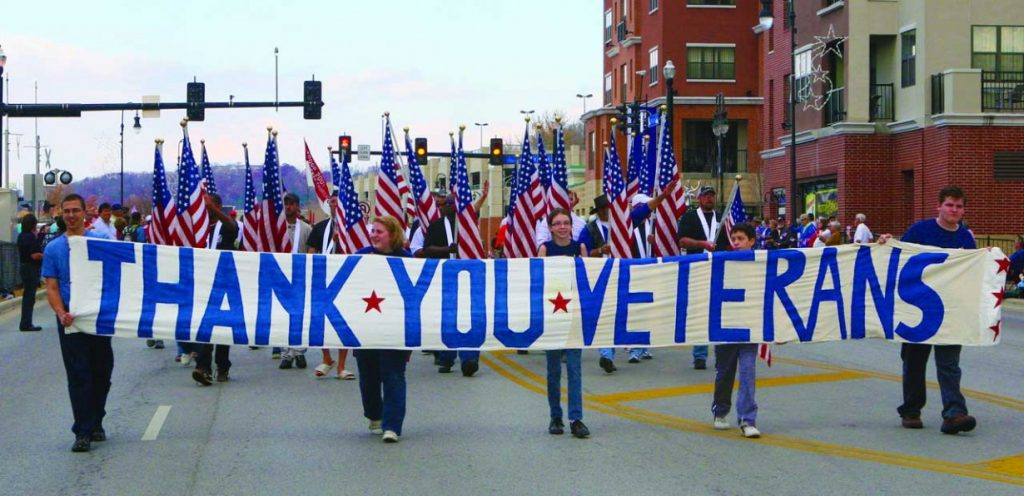 Veterans Day 2018 Celebration Pictures