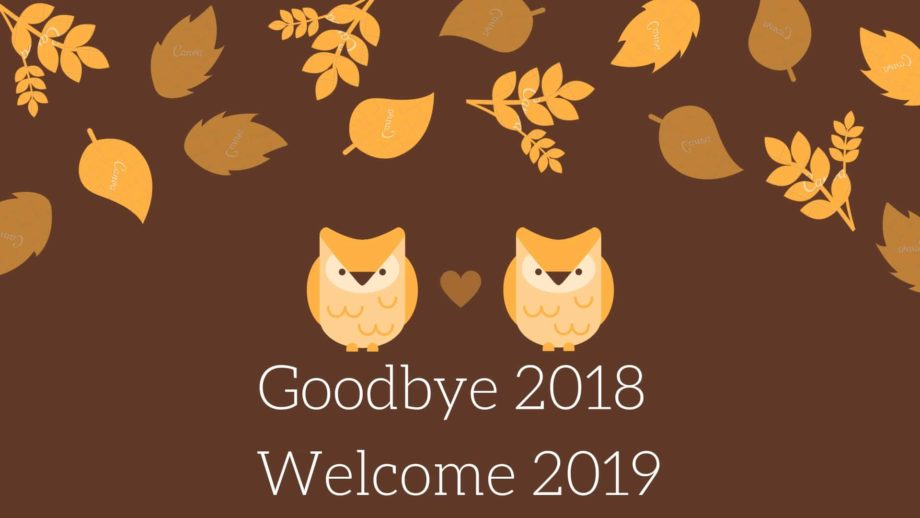 Goodbye 2018 Welcome 2019 Wallpaper Photos