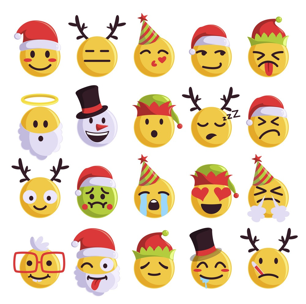 Happy New Year Animated Emoji